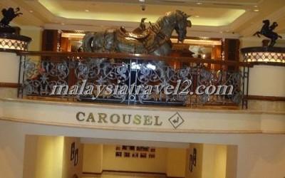 فندق الخيول الذهبية فى سيلانجور The Palace Of The Golden Hors13