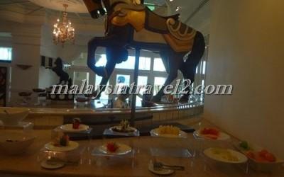 فندق الخيول الذهبية فى سيلانجور The Palace Of The Golden Hors14