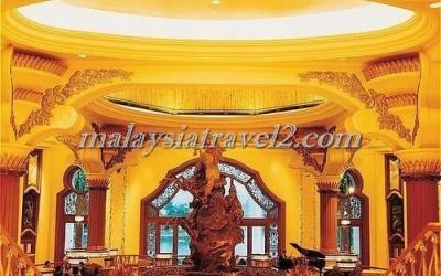 فندق الخيول الذهبية فى سيلانجور The Palace Of The Golden Hors16