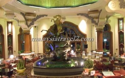 فندق الخيول الذهبية فى سيلانجور The Palace Of The Golden Hors17