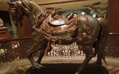 فندق الخيول الذهبية فى سيلانجور The Palace Of The Golden Hors18