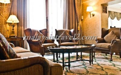 فندق الخيول الذهبية فى سيلانجور The Palace Of The Golden Hors20