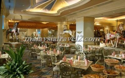 فندق الخيول الذهبية فى سيلانجور The Palace Of The Golden Hors2