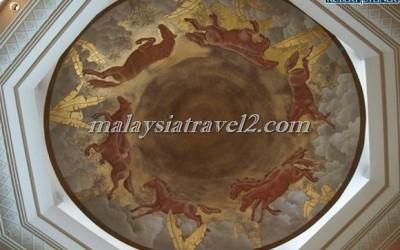 فندق الخيول الذهبية فى سيلانجور The Palace Of The Golden Hors22