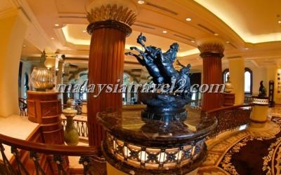 فندق الخيول الذهبية فى سيلانجور The Palace Of The Golden Hors25