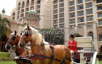 فندق الخيول الذهبية فى سيلانجور The Palace Of The Golden Hors31