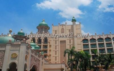 فندق الخيول الذهبية فى سيلانجور The Palace Of The Golden Hors32