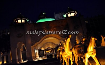 فندق الخيول الذهبية فى سيلانجور The Palace Of The Golden Hors40