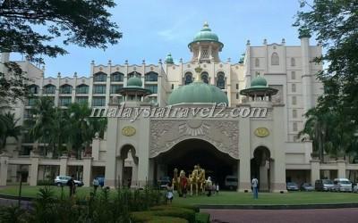 فندق الخيول الذهبية فى سيلانجور The Palace Of The Golden Hors41