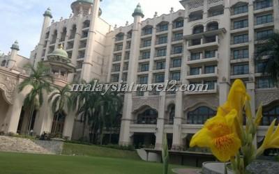 فندق الخيول الذهبية فى سيلانجور The Palace Of The Golden Hors42