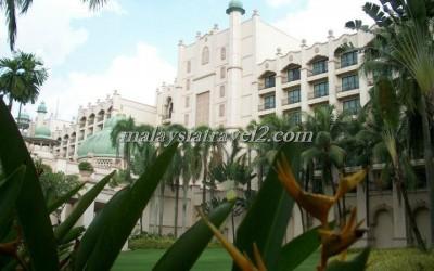 فندق الخيول الذهبية فى سيلانجور The Palace Of The Golden Hors43