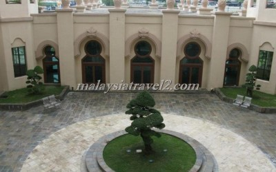 فندق الخيول الذهبية فى سيلانجور The Palace Of The Golden Hors48