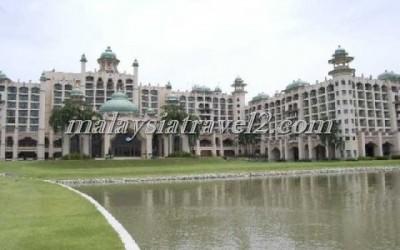 فندق الخيول الذهبية فى سيلانجور The Palace Of The Golden Hors49