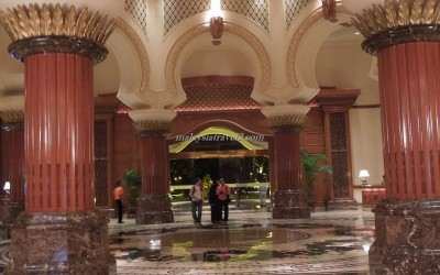 فندق الخيول الذهبية فى سيلانجور The Palace Of The Golden Hors5