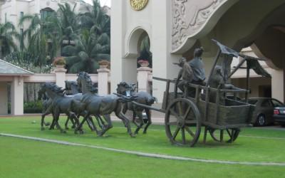فندق الخيول الذهبية فى سيلانجور The Palace Of The Golden Hors66