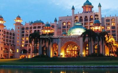فندق الخيول الذهبية فى سيلانجور The Palace Of The Golden Hors75