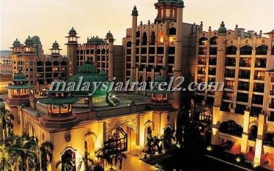 فندق الخيول الذهبية فى سيلانجور The Palace Of The Golden Hors76