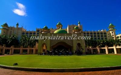 فندق الخيول الذهبية فى سيلانجور The Palace Of The Golden Hors77