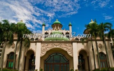 فندق الخيول الذهبية فى سيلانجور The Palace Of The Golden Hors79