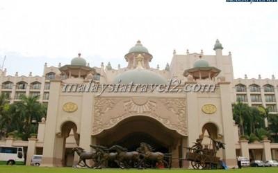 فندق الخيول الذهبية فى سيلانجور The Palace Of The Golden Hors83