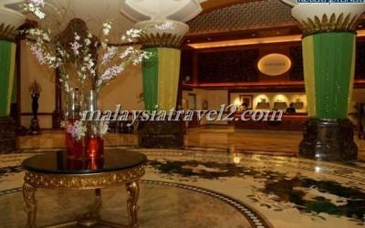 فندق الخيول الذهبية فى سيلانجور The Palace Of The Golden Hors8