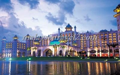 فندق الخيول الذهبية فى سيلانجور The Palace Of The Golden Hors85