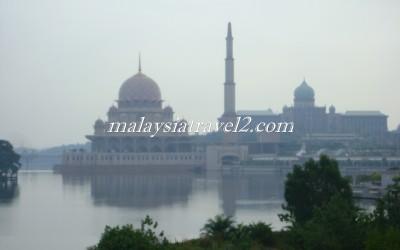 Putrajaya, Malaysiaبوتراجايا كواللمبور 1 - 1