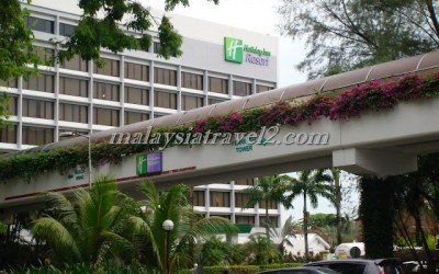 Holiday Inn Penang فندق هوليداي ان بينانج11