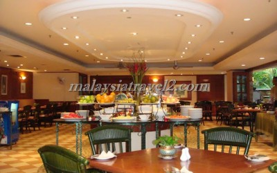 Holiday Inn Penang فندق هوليداي ان بينانج1