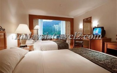 Holiday Inn Penang فندق هوليداي ان بينانج12
