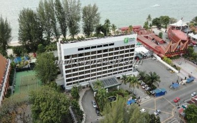 Holiday Inn Penang فندق هوليداي ان بينانج19