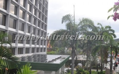 Holiday Inn Penang فندق هوليداي ان بينانج7