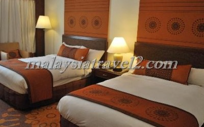 Holiday Inn Penang فندق هوليداي ان بينانج8