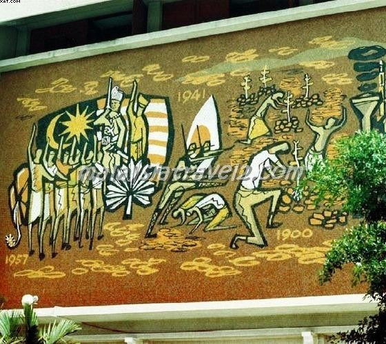 National Museum المتحف الوطني كوالالمبور ماليزيا19