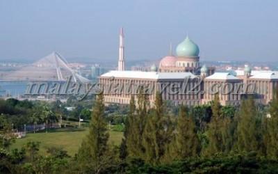 Putrajaya Malaysiaبوتراجايا كوالالمبور 17