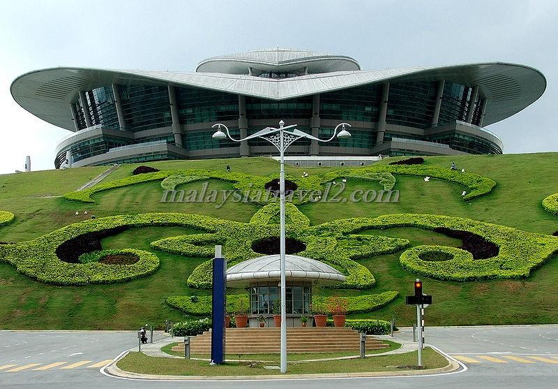 Putrajaya Malaysia صور و تقرير بوتراجايا كوالالمبور