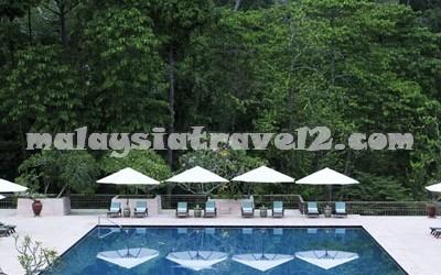 Swimming-Pool_The Datai Resort Langkawi فندق داتاي جزيرة لنكاوي