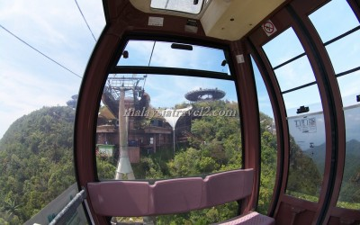 langkawi cable carتلفريك لنكاوي1