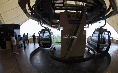 langkawi cable carتلفريك لنكاوي2