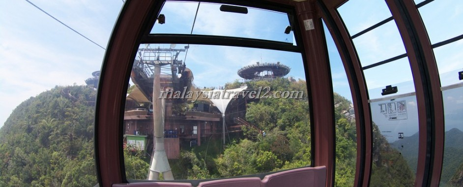 langkawi cable carتلفريك لنكاوي