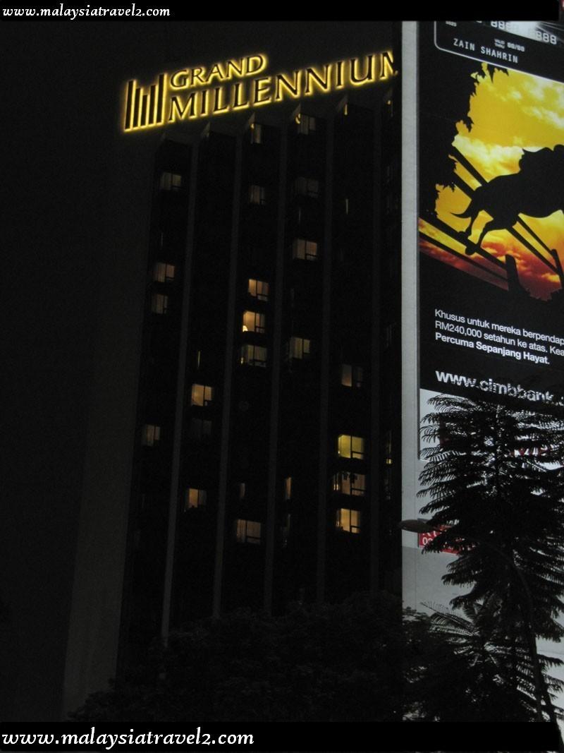 فندق جراند ميلينيوم Grand Millennium Kuala Lumpur 10