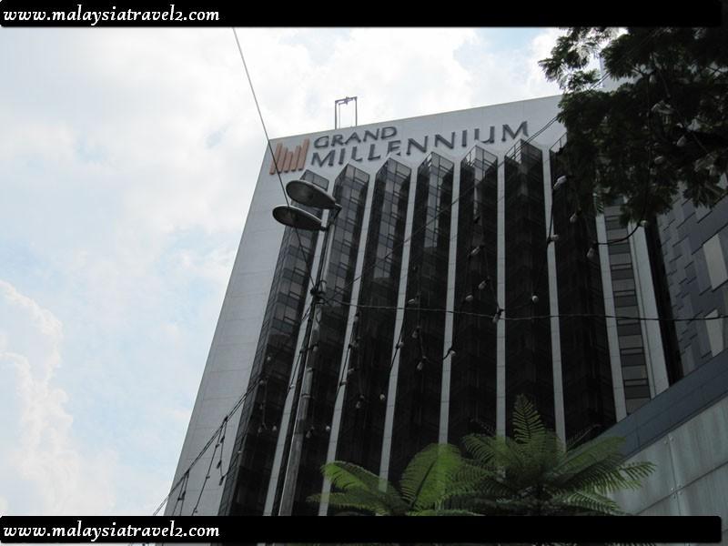 فندق جراند ميلينيوم Grand Millennium Kuala Lumpur 15