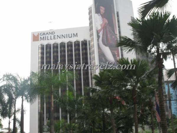 فندق جراند ميلينيوم Grand Millennium Kuala Lumpur 2