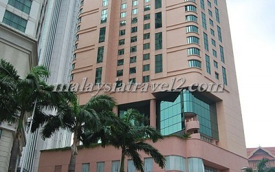 فندق دورست ريجنسى Dorset Regency Hotel Kuala