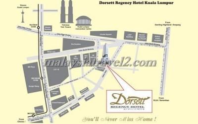فندق دورست ريجنسى Dorset Regency Hotel Kuala0