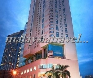 فندق دورست ريجنسى Dorset Regency Hotel Kuala2