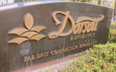 فندق دورست ريجنسى Dorset Regency Hotel Kuala5
