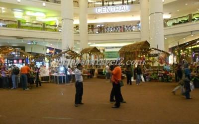 مجمع التايمز سكوير التجاري Berjaya Times Square KL1