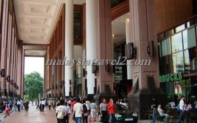 مجمع التايمز سكوير التجاري Berjaya Times Square KL13