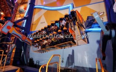 مجمع التايمز سكوير التجاري Berjaya Times Square KL20
